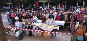 Gara delle torte - Festa del Villaggio