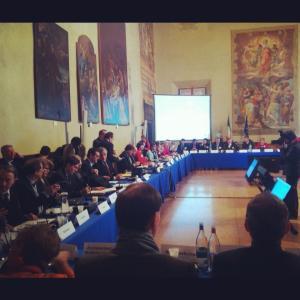Sala Farnese: il vertice europeo sulle Pmi