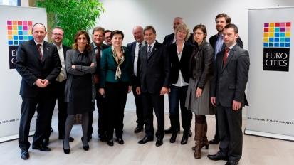 Eurocities Family Photo