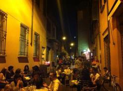Luci nella città - via Belvedere