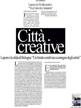 La Repubblica Bologna