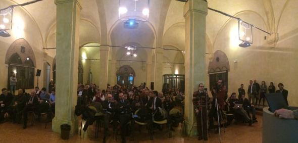 Presentazione Nuova Rete Civica - Palazzo Re Enzo