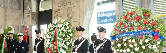 Commemorazione strage alla stazione 2 agosto foto interna