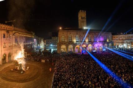 Piazza Maggiore Capodanno