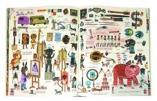 13. TOM SCHAMP - La più folle mostra illustrata