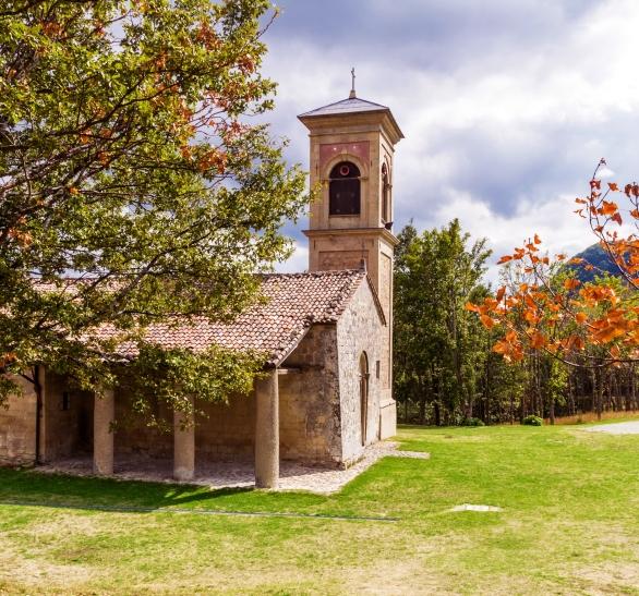 Santuario della Beata Vergine della Consolazione o di Montovolo